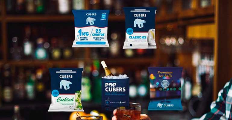 Cubers carta de hielos