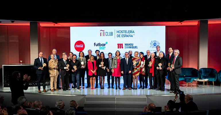 premios hostelería 2019