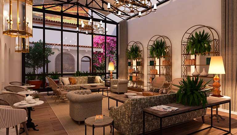 Requena y Plaza Hospes hotel cáceres