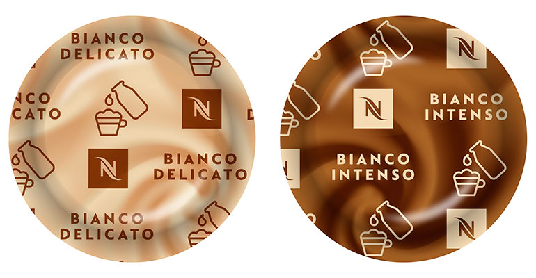 Cápsulas café nespresso para combinar con leche