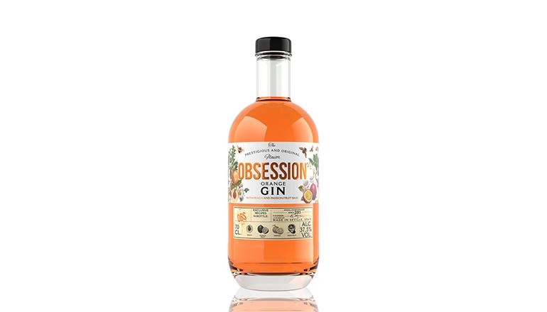 Obsesion gin orange
