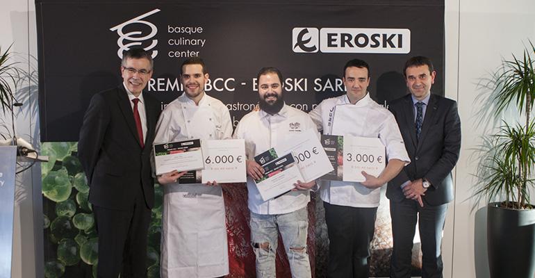 finalistas 2016 BCC Eroski