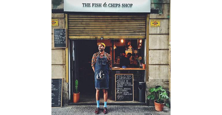Restaurantes de Barcelona optan por purificadores de aire en su reapertura