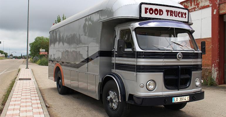 Camión Pegaso Restaurante - foodtruck