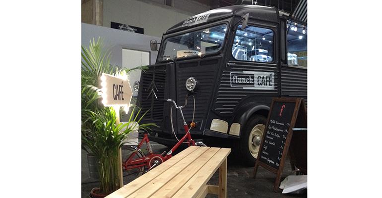 Foodtruck de flunch café