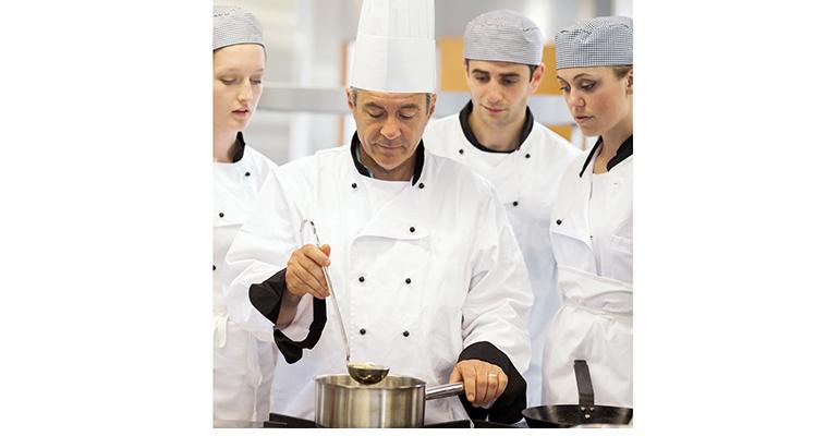 Formación chef de hotel