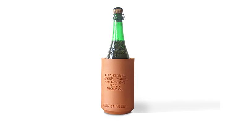 Fresquera cervezas alhambra