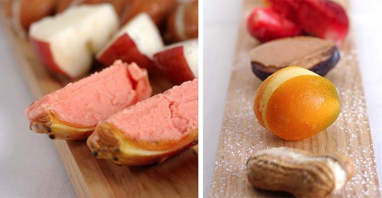 Frutos helados de Ibepan