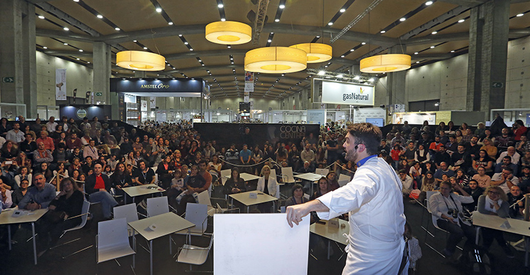 gastronoma showcooking