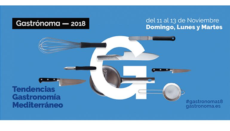 Nueva convocatoria de la feria Gastrónoma Valencia