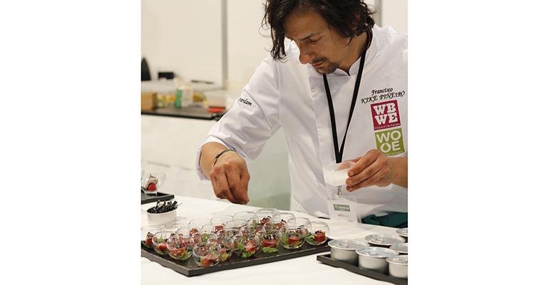Francisco Kike Piñeiro, responsable del espacio gastronómico
