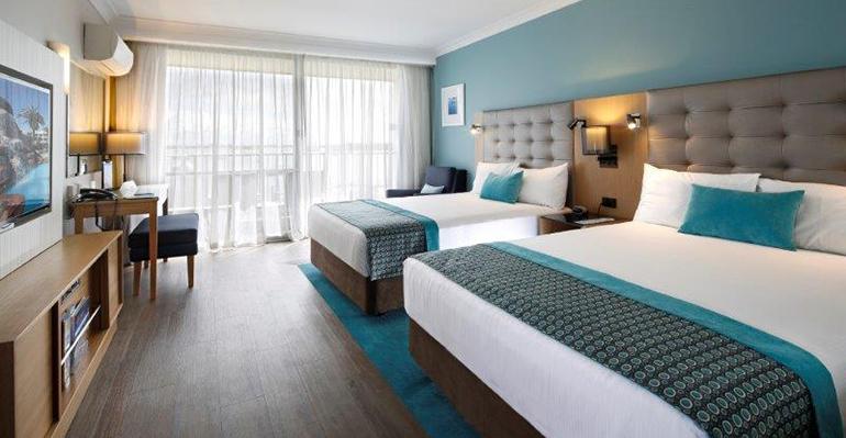 Pavimentos Gerflor hoteles