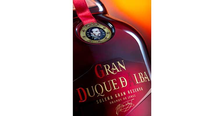 Gran Duque de Alba brandy nueva botella