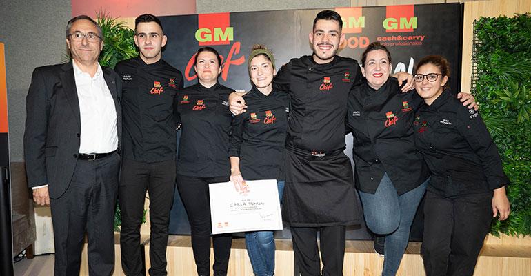 Ganadores concurso gm chef