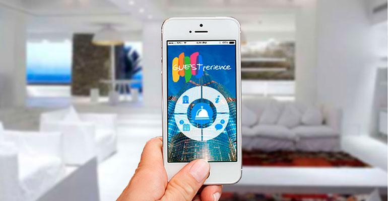 guest experience app personalizada hoteles
