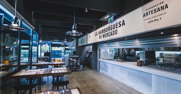 Hamburguesa Nostra nueva imagen