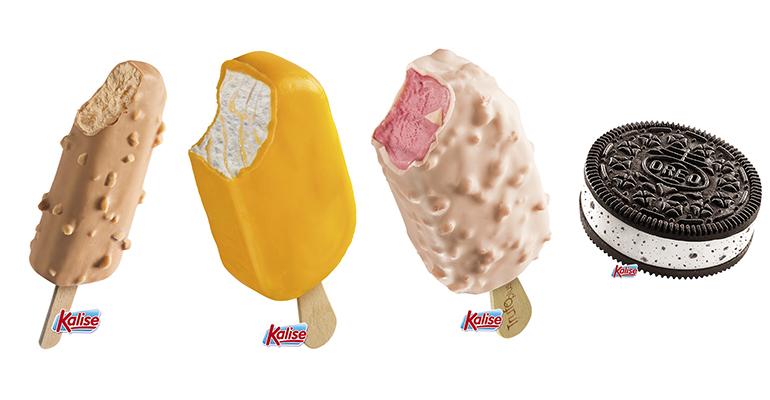 helados kalise verano