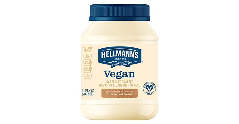 Mayonesa vegana de Hellmanns