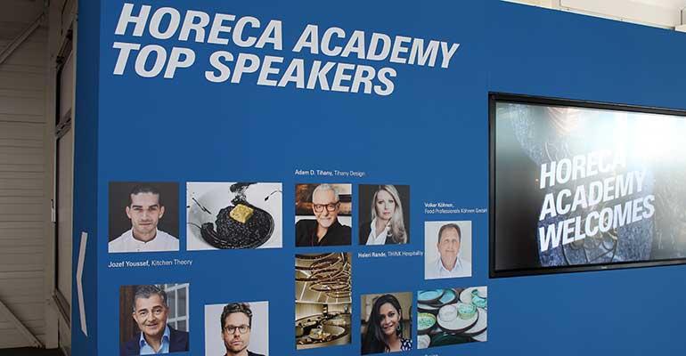 Horeca Academy ambiente 2020
