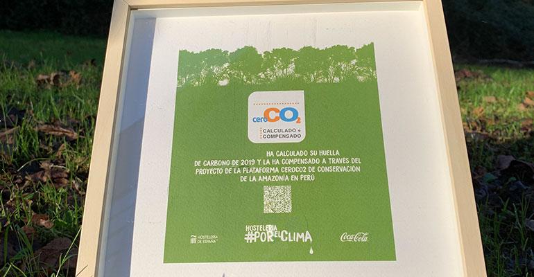 Hostelería #PorElClima reduce la huella ecológica de 17 establecimientos