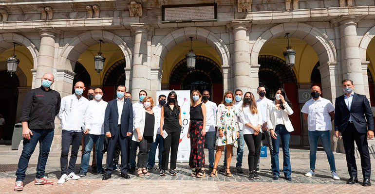 Hotel Tapa Tour: una ruta por la gastronomía más informal de los hoteles de Madrid