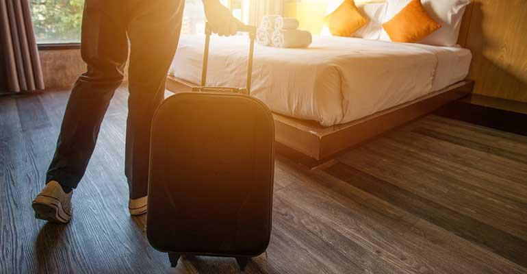 cierre hoteles