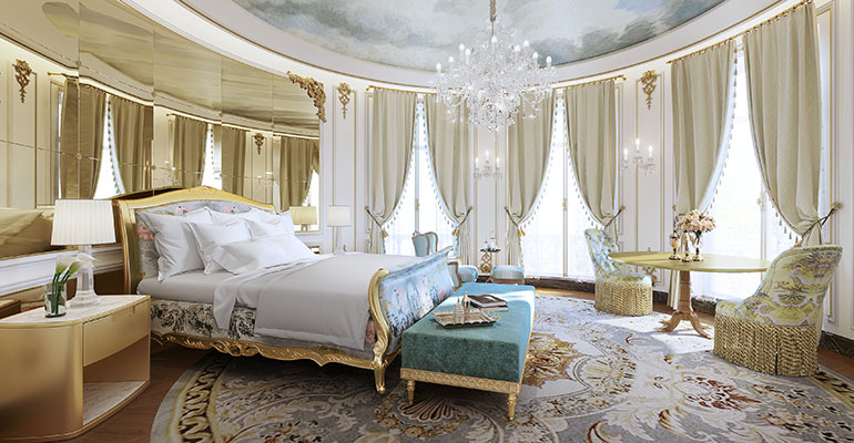 Hotel Ritz Royal Suite