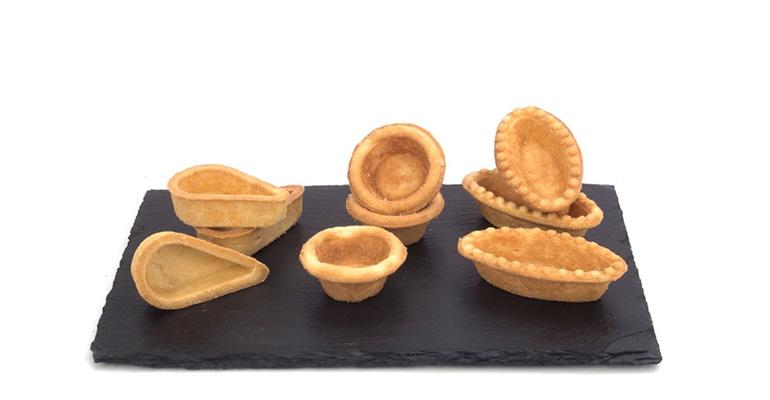 Tartaletas de trigo ibepan