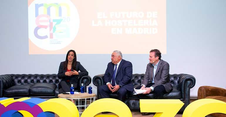 Hostelería de Madrid reúne a más de 400 empresarios en Mezcla