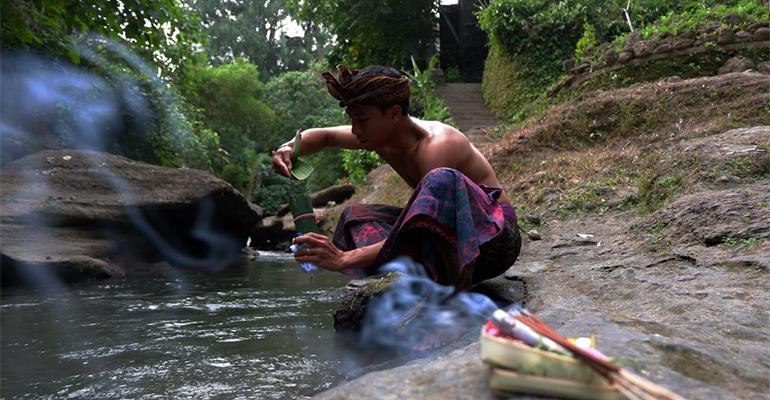Indigenas en expotural