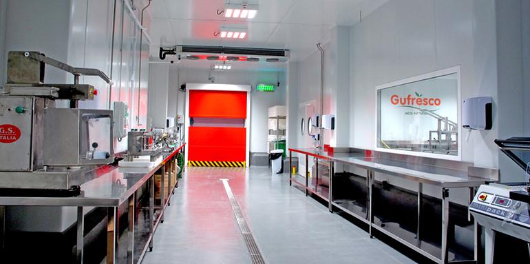 Instalaciones de Grufesco en Burriana, Valencia