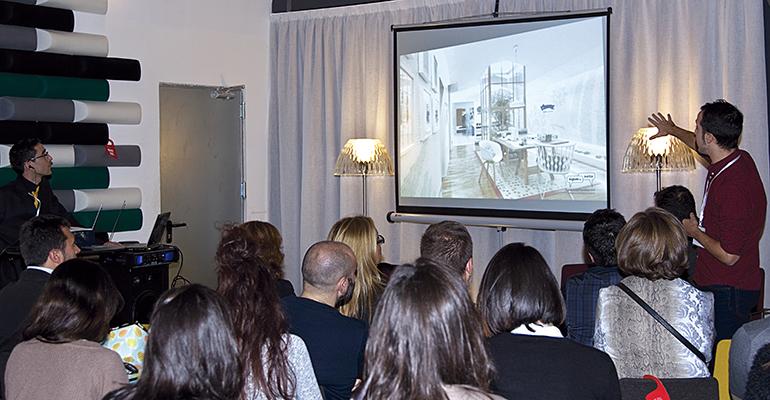 sesiones técnicas para el interiorismo de hoteles InteriHOTEL