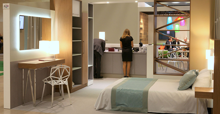 habitación de hotel en InteriHOTEL