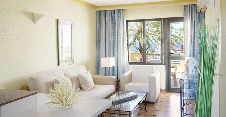apartamento  hotel Marina Palace Ibiza