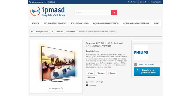 IP+D nueva web