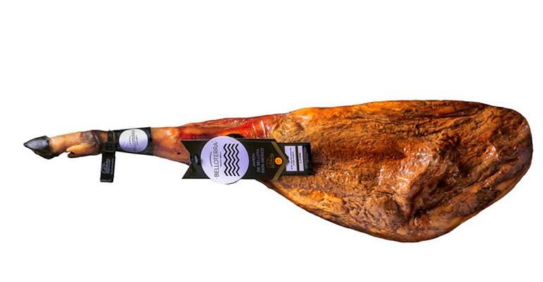 Bellotera y su jamón de bellota triunfa en los Oscars de la alimentación