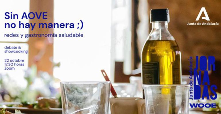 WOOE compartirá online sus jornadas sobre aceite de oliva