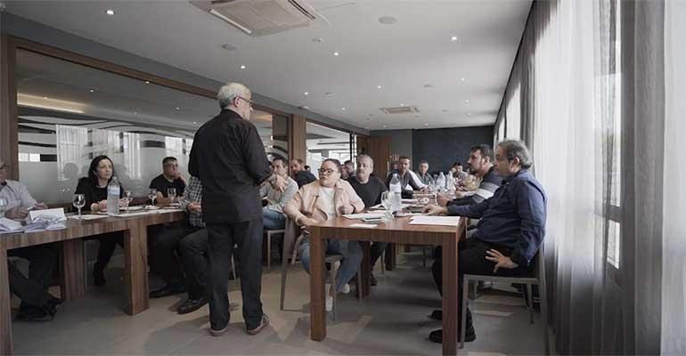 Josep Moré Buffet curso 1