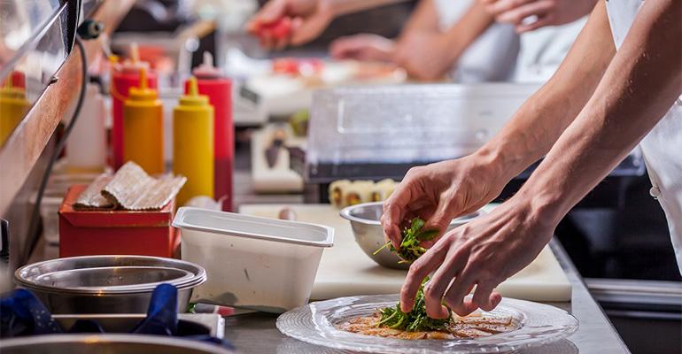 reducir el desperdicio de alimentos en los restaurantes