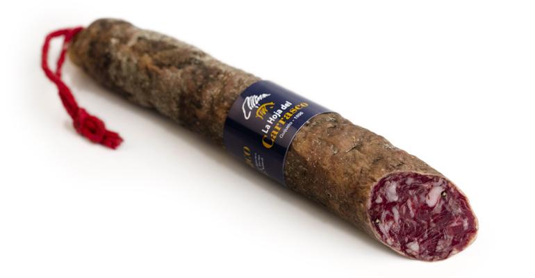 Salchichón extra ibérico de Bellota