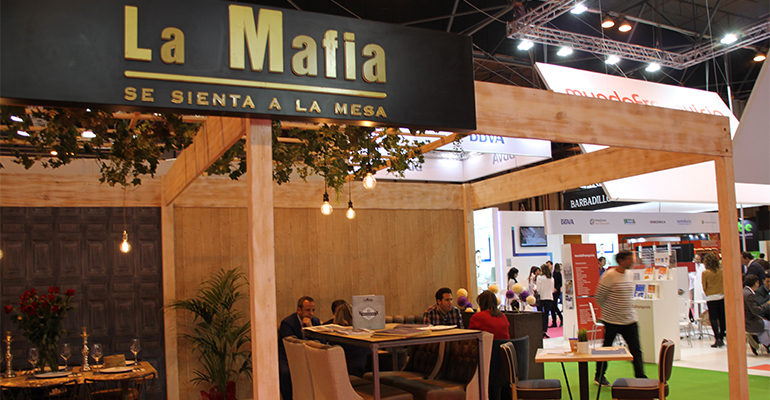 La Mafia se Sienta a la Mesa - Expofranquicia
