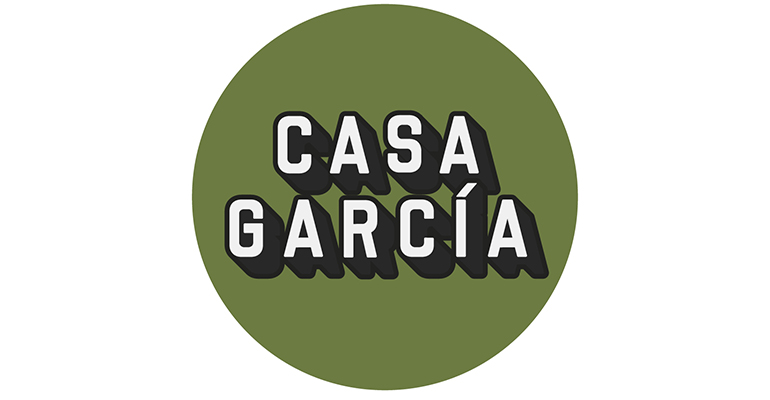 Logo de Casa García, la nueva enseña de Comess Group