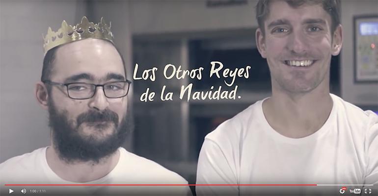 Video maKro los otros reyes de la navidad