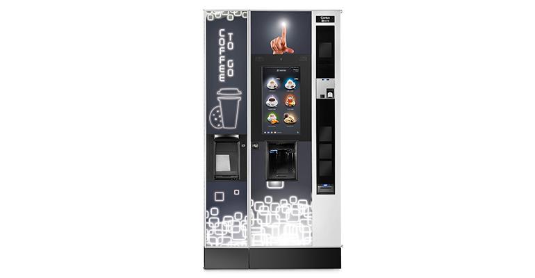 Sistema de venta automático Coffee to Go