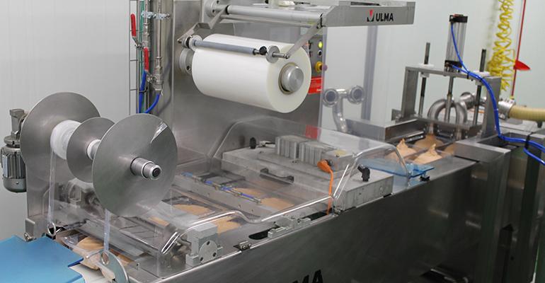 Maquinaria fábrica Rodilla
