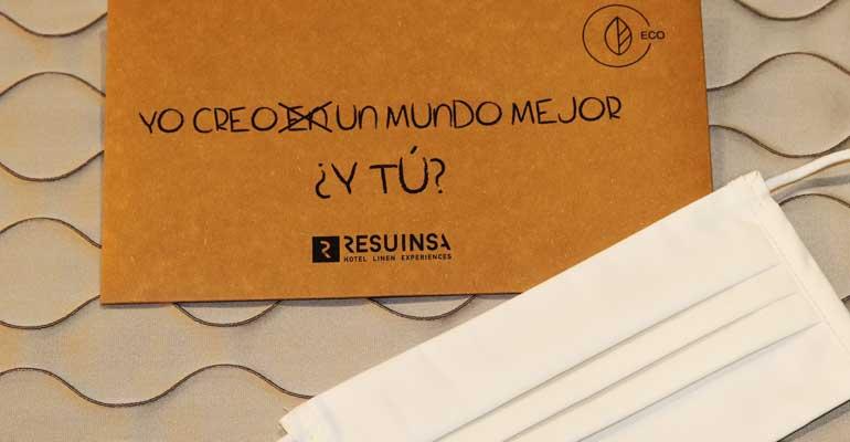 Resuinsa garantiza que sus mascarillas reutilizables cumplen con la nueva normativa