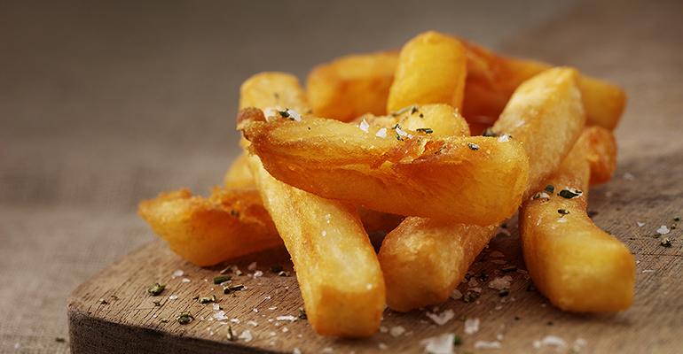 patatas mccain para hostelería
