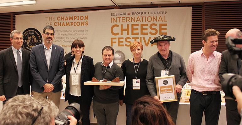 mejor queso del mundo