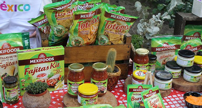 mexico gastronomia mexifood productos