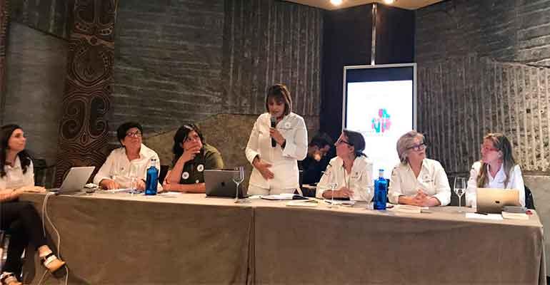 La asociación Mujeres en Gastronomía (MEG)
